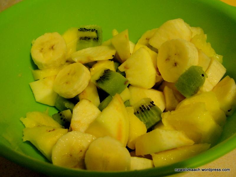 zdrowy deser