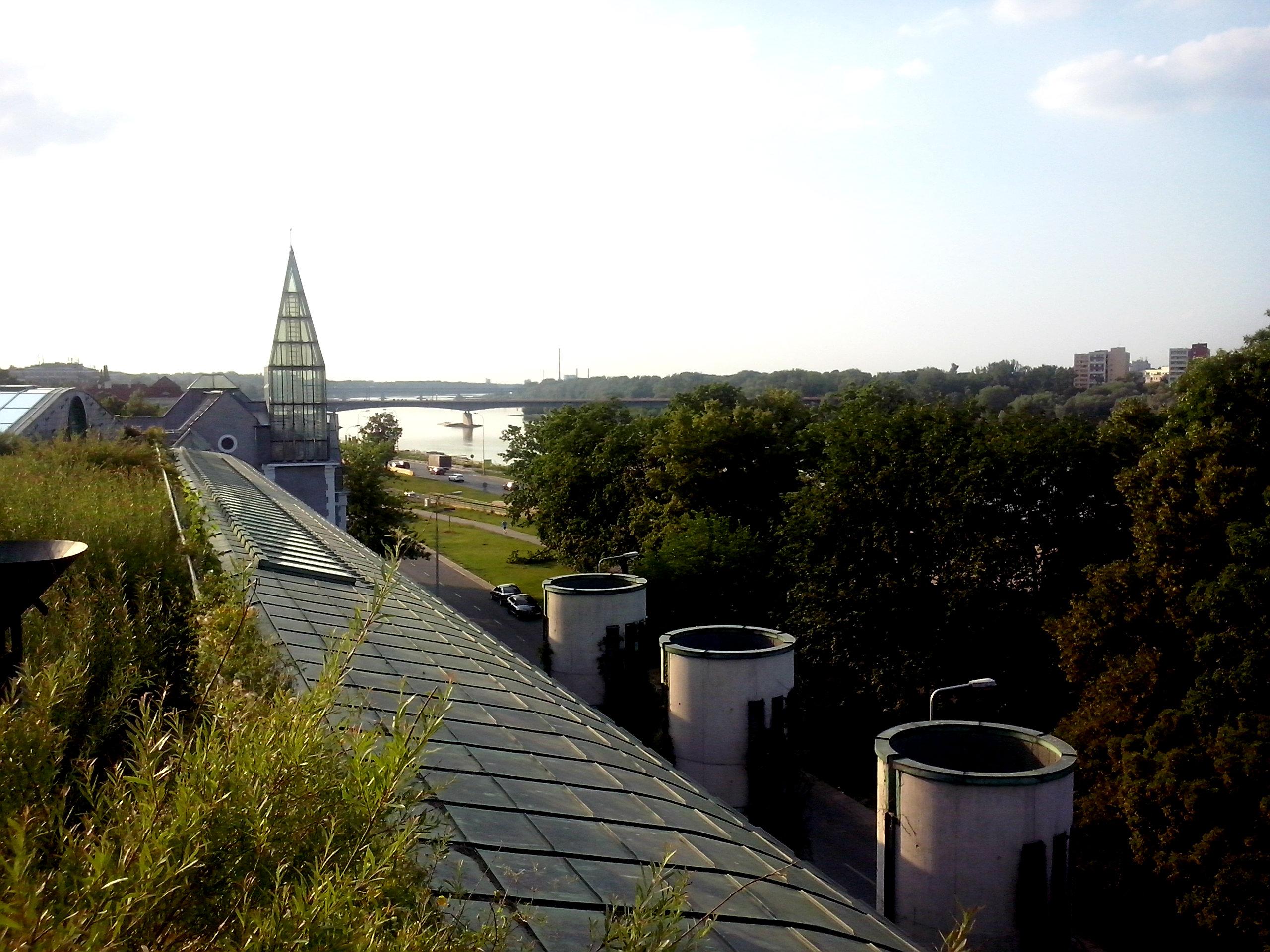 Majówka w Warszawie