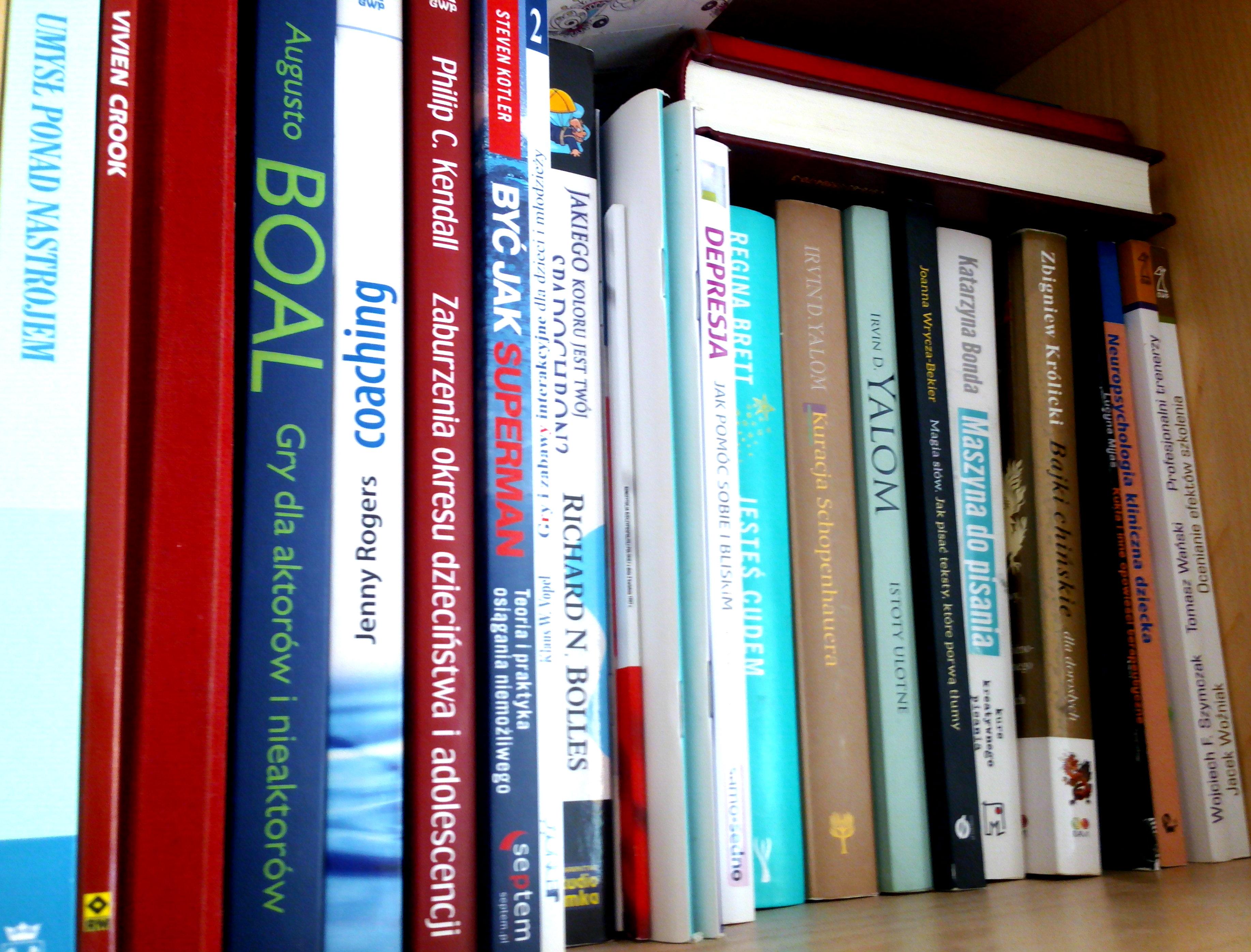 czytać więcej książek