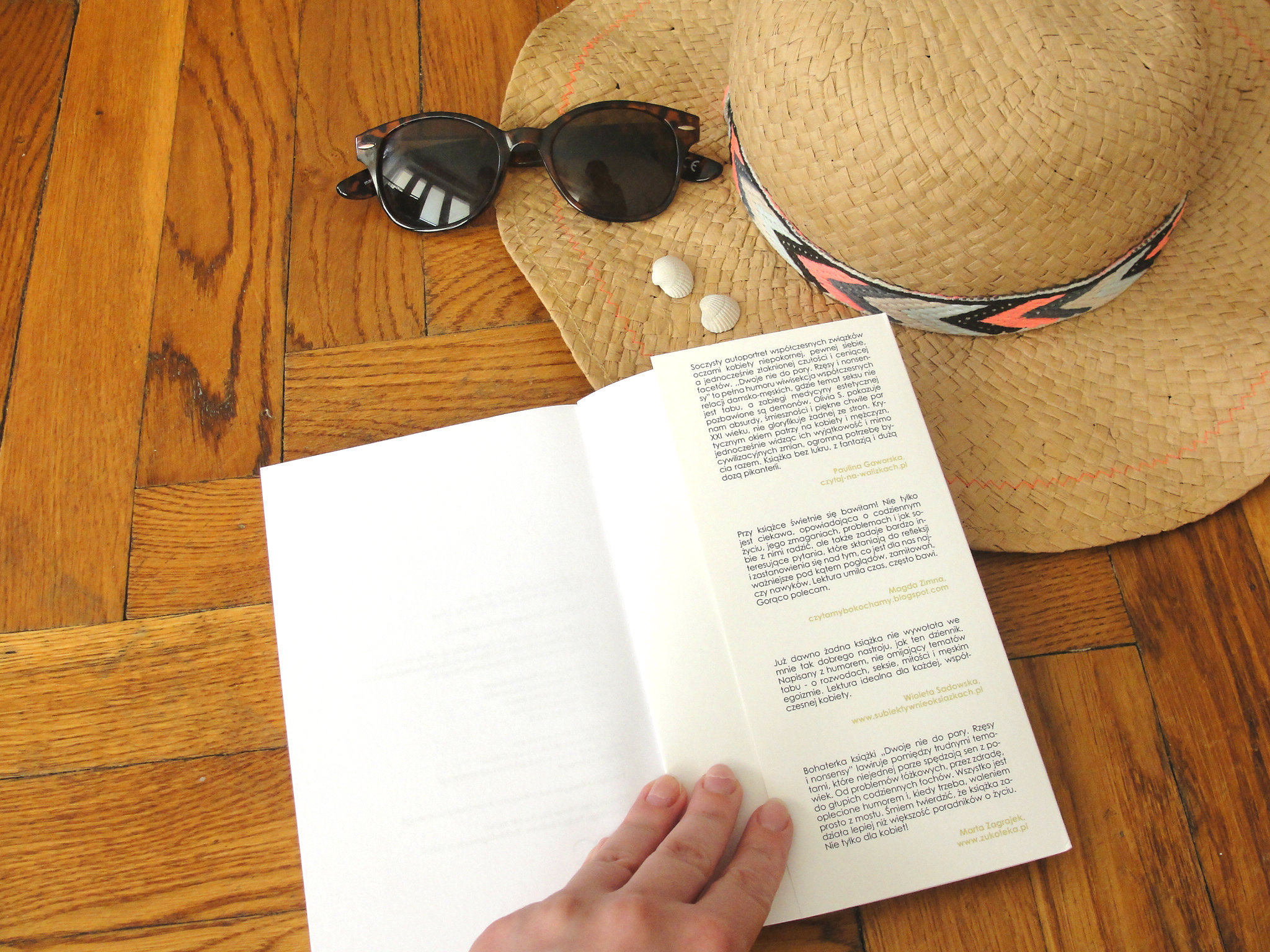 książka na wakacje