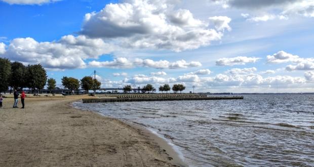 weekend na mazurach nad jeziorem