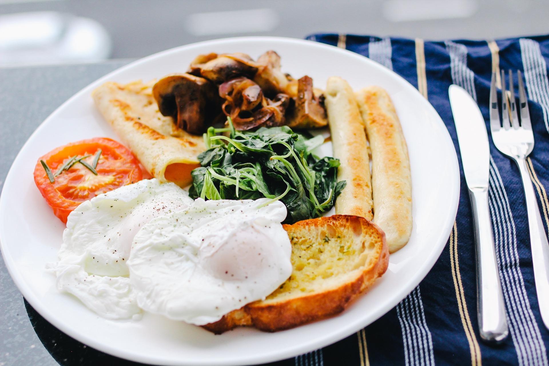 Warszawa śniadania