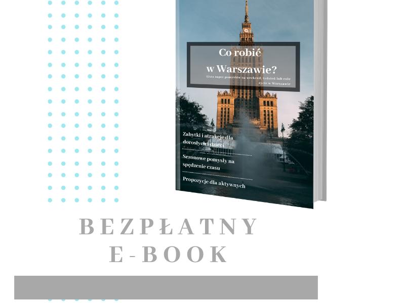 Co robić w Warszawie