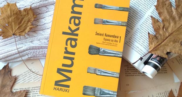 śmierć Komandora Haruki Murakami