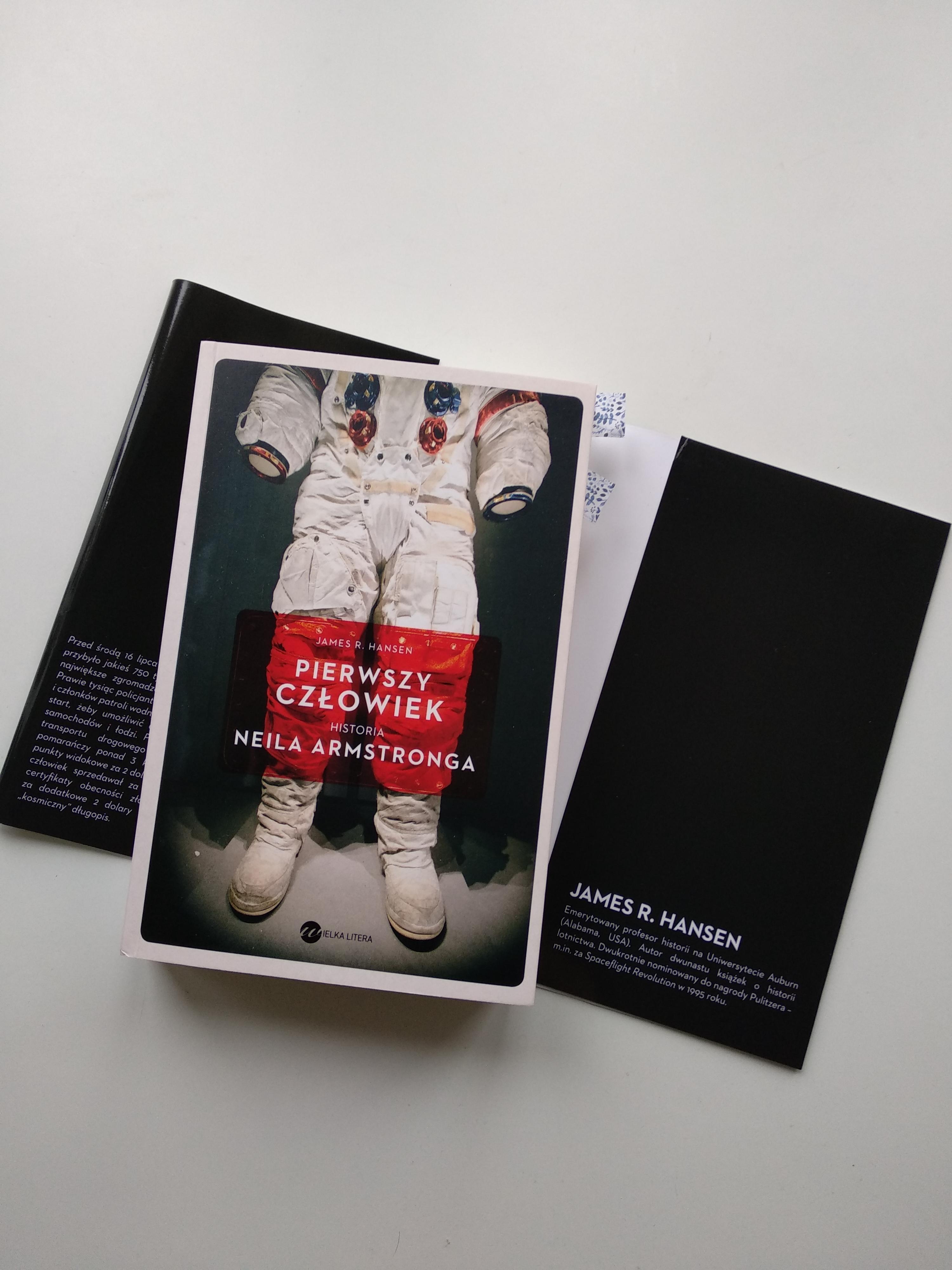 Pierwszy człowiek biografia Neila Armstronga