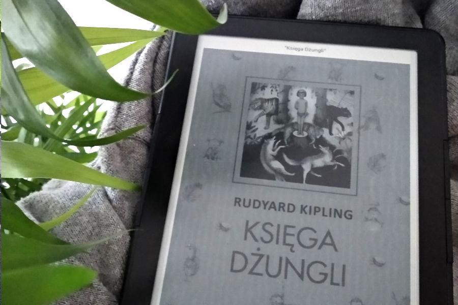 księga dżungli e-book czytnik
