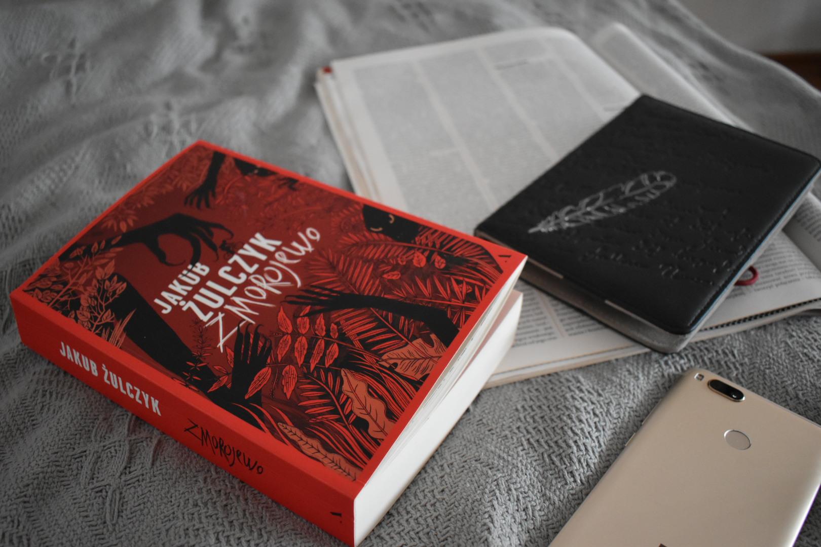 książka zmorojjewo jakub żulczyk