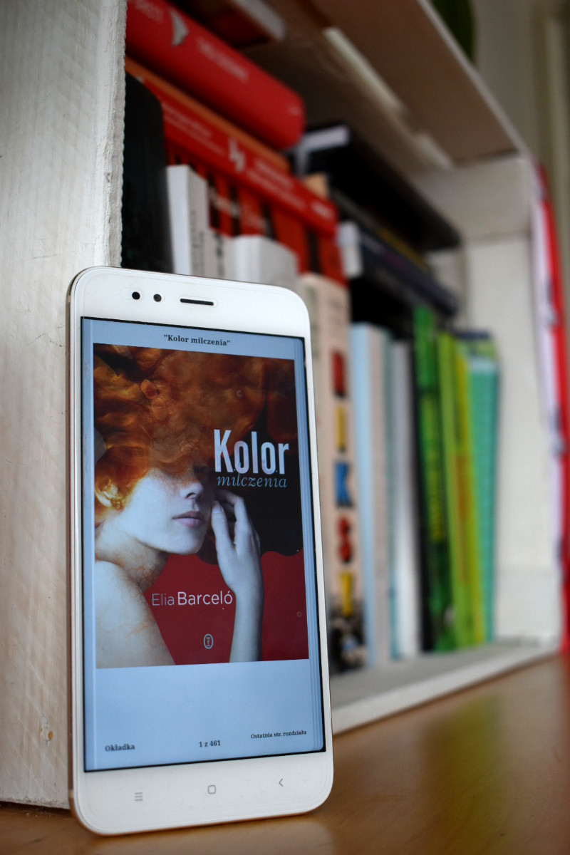 kolor milczenia elia barceló ebook
