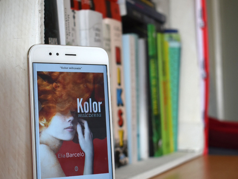 Ebook kolor milczenia Elia Barceló