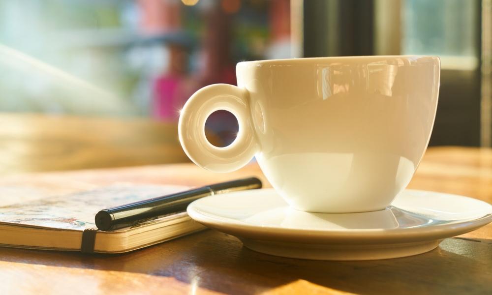 kreatywna jesień - kawa