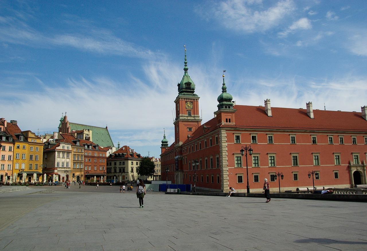 cekawostki o stolicy Warszawa
