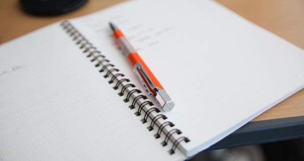 letnia lista wdzięczności pisanie