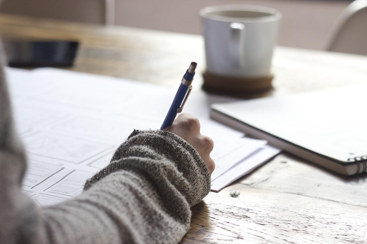wartościowy czas samemu pisanie