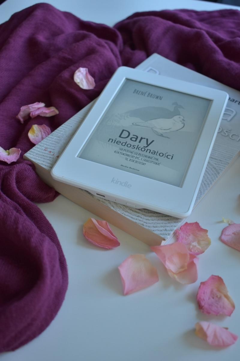 książka rozwojowa - dary niedoskonałości