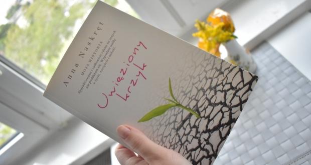 Uwięziony krzyk - książka