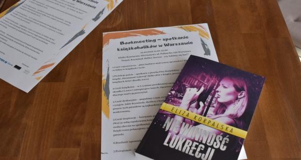 Niewinność Lukrecji książka