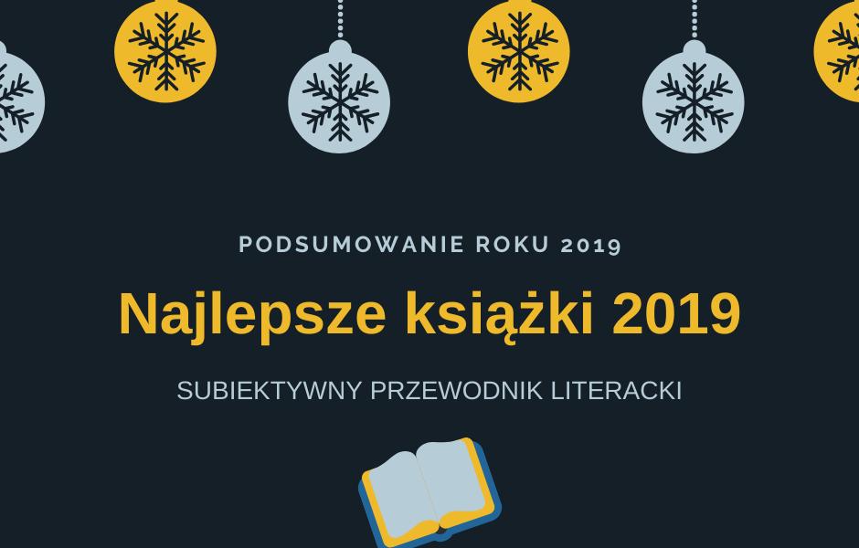 najlepsze książki 2019