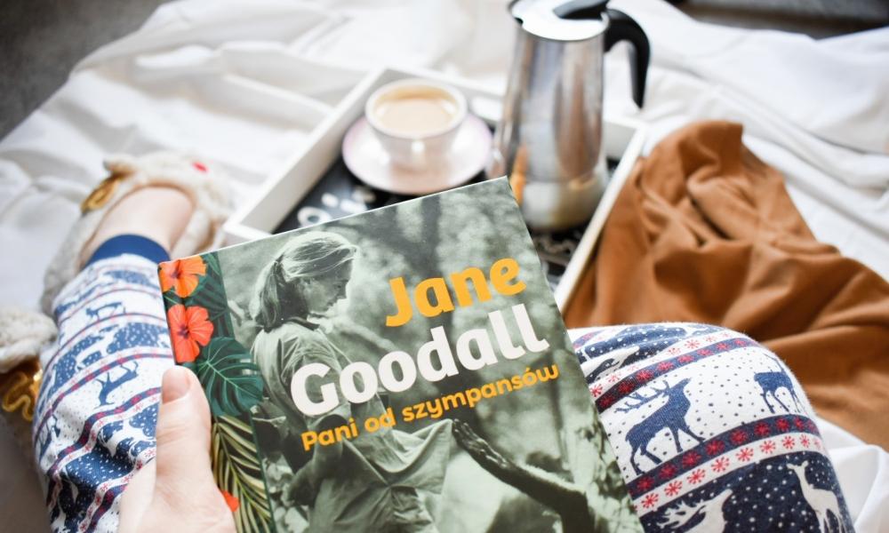 Jane Goodall Pani od Szympansów
