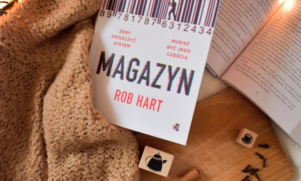 Magazyn Rob Hart