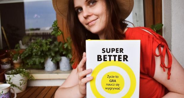 książka superbetter