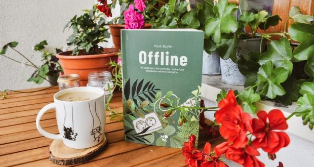 recenzja książki offline