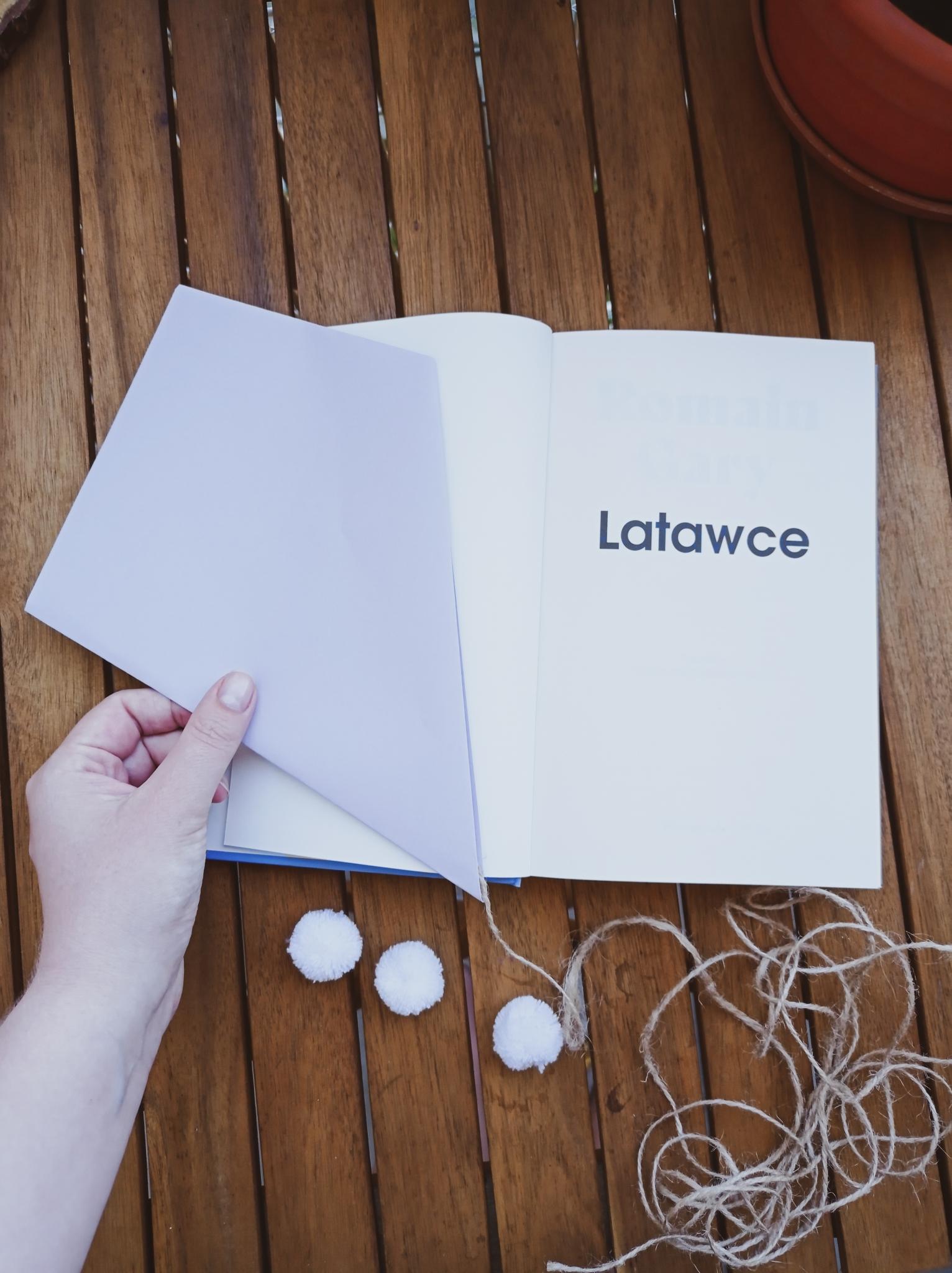 Latawce Romain Gary